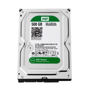 Western Digital Caviar Green WD5000AZRX - 500 GB