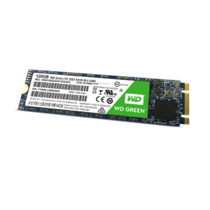 Western Digital Green PC SSD WDS120G1G0B