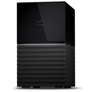 Western Digital My Book Duo 6TB (WDBFBE0060JBK-EESN)