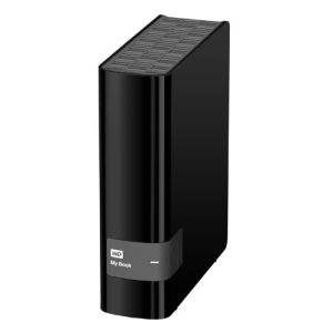Western Digital My Book WDBFJK0040HBK 4TB