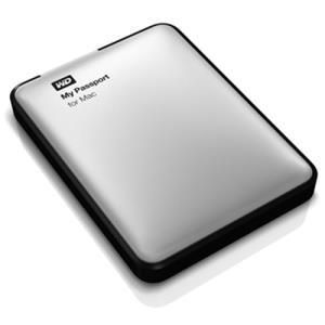 Western Digital My Passport for Mac WDBBXV0010