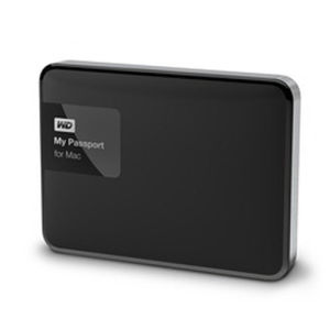 Western Digital My Passport for Mac WDBJBS0010BSL