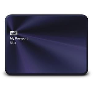 Western Digital My Passport Ultra Metal Edition WDBEZW0040BBA