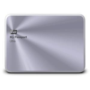 Western Digital My Passport Ultra Metal Edition WDBEZW0040BSL