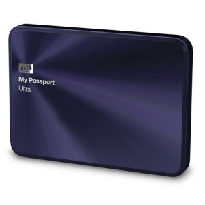 Western Digital My Passport Ultra Metal Edition WDBTYH0010BBA
