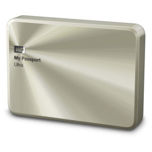 Western Digital My Passport Ultra WDBEZW0020BCG