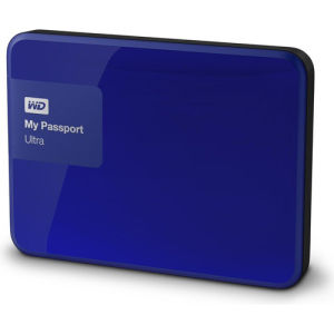 Western Digital My Passport Ultra WDBGPU0010BBL