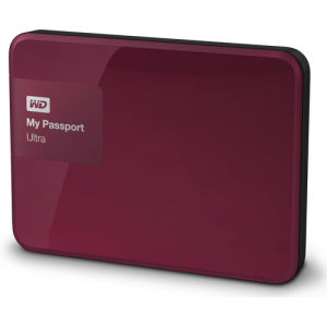 Western Digital My Passport Ultra WDBGPU0010BBY
