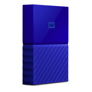 Western digital my passport wdbyft0040bbl
