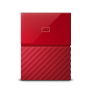 Western Digital My Passport WDBYNN0010BRD