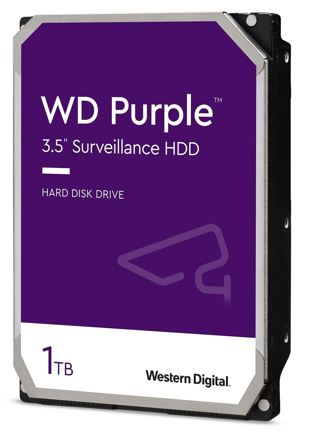 Western digital purple surveillance wd10purz 1tb