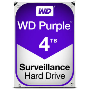 Western Digital Purple WD40PURX - 4TB