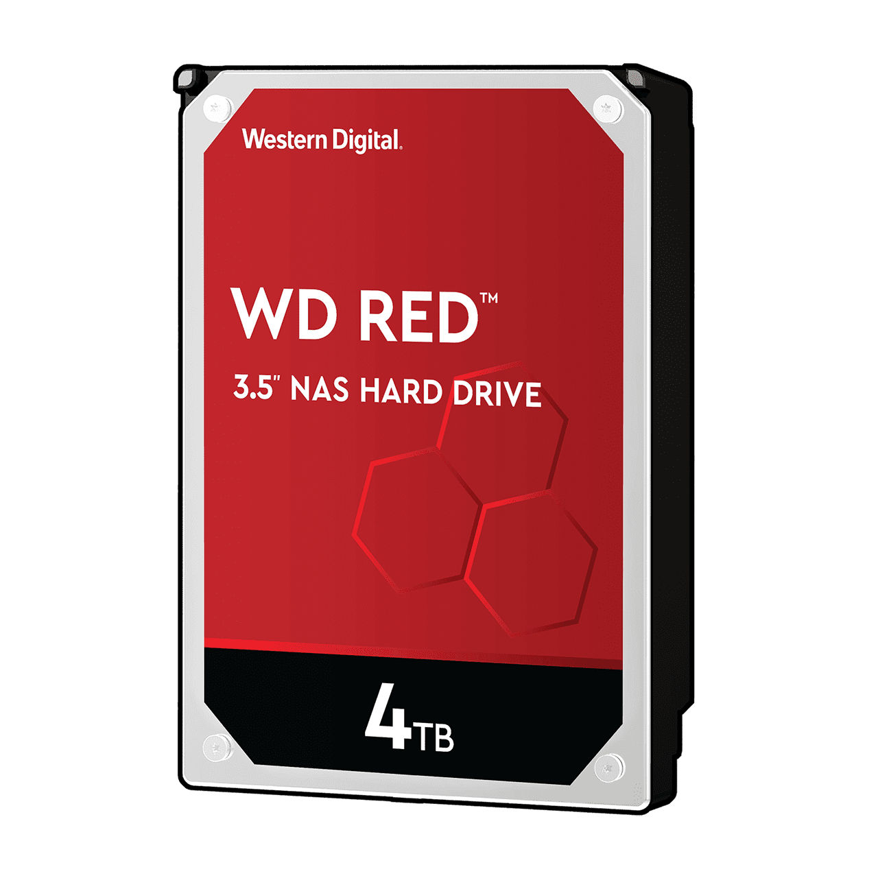 Western Digital Red NAS Drive 4TB
