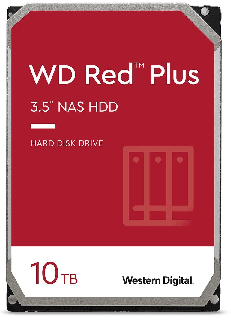 Western Digital Red WD100EFAX 10TB