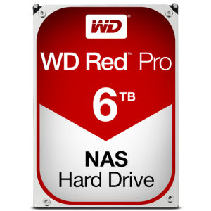 Western Digital Red WD6002FFWX 6TB