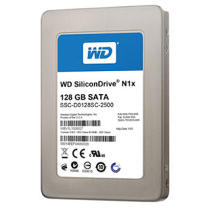 Western Digital SiliconDrive N1x SSC-D0128SC-2500 - 128 GB