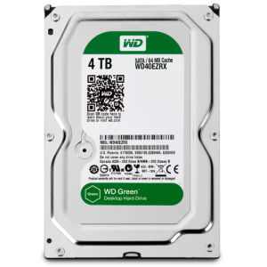 Western Digital WD Green WD40EZRX - 4TB