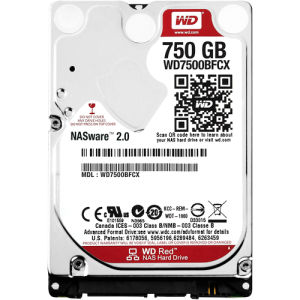 Western Digital Red WD7500BFCX 750GB