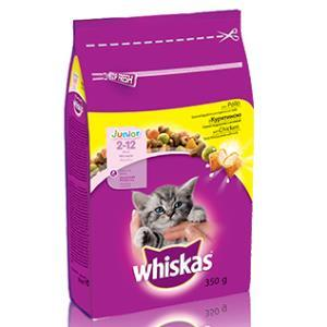 Whiskas Junior con pollo