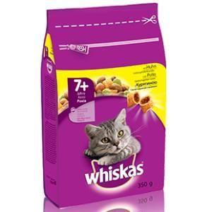 Whiskas Senior 7+ croccantini