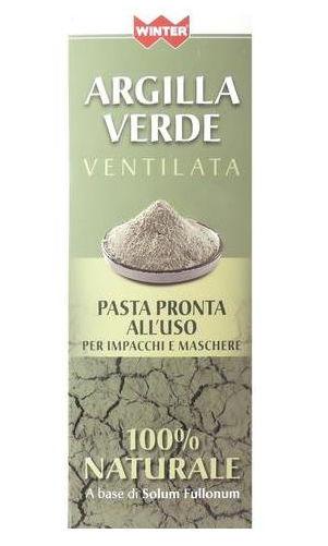 Winter Argilla Verde Ventilata Pasta 250ml