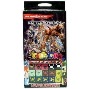 Wizkids Dungeons&Dragons Dice Masters Battle for Faerun