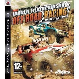 Activision World Championship Off Road Racing