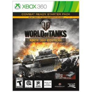 Microsoft World of Tanks Xbox 360 Edition