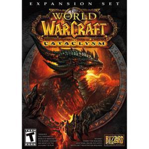 Blizzard World of Warcraft: Cataclysm