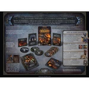 Blizzard World of Warcraft: Warlords of Draenor Collector's Edition