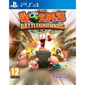 Team17 Worms Battlegrounds