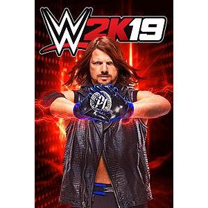 2K WWE 2K19