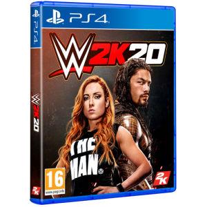 2K WWE 2K20