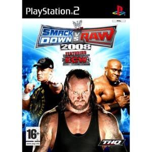 THQ WWE Smackdown vs. RAW 2008