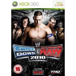 THQ WWE Smackdown! vs Raw 2010