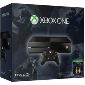 Microsoft Xbox One + Halo Masterchief Collection