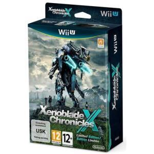 Nintendo Xenoblade Chronicles X Limited edition