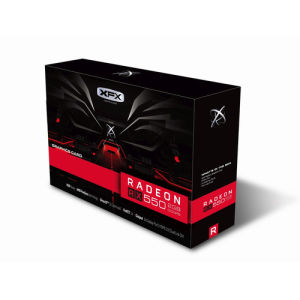XFX Radeon RX 550 2GB Core Edition