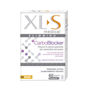 Chefaro XLS Medical CarboBlocker 60compresse