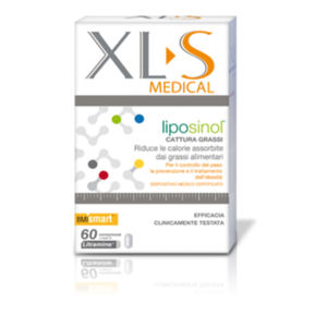 Chefaro XLS Medical Liposinol 60compresse