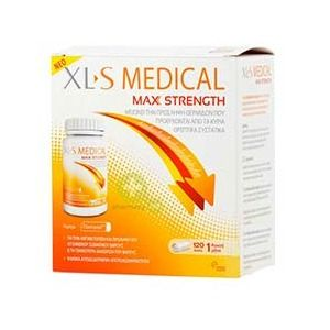 Chefaro XLS Medical Max Strength 120compresse