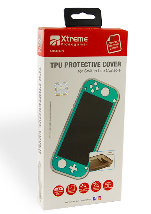 Xtreme Custodia per Nintendo Switch Lite (95681)