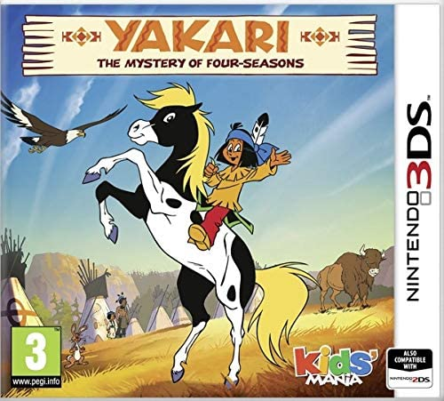 Kids Mania Yakari: The Mystery Of Four-Seasons