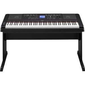 Yamaha Pianoforte digitale DGX 660