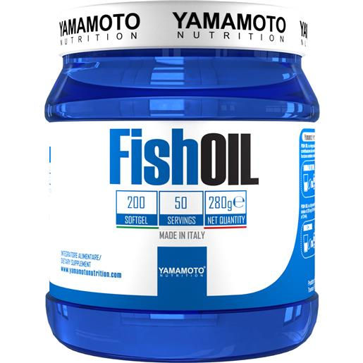 Yamamoto Nutrition Fish Oil 200softgels