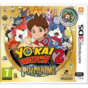 Nintendo Yo-Kai Watch 2: Polpanime