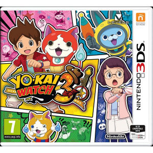 Nintendo Yo-Kai Watch 3