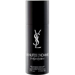 Yves saint laurent la nuit de l homme deodorante spray 150ml