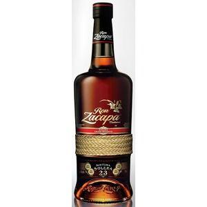 Zacapa rum 15