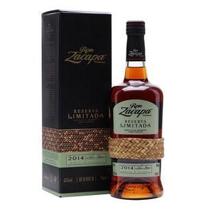 Zacapa rum 2014 reserva limitada